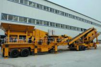 Multi-Combination Mobile Crusher